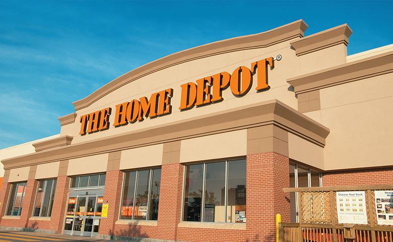 Home Depot # 6558